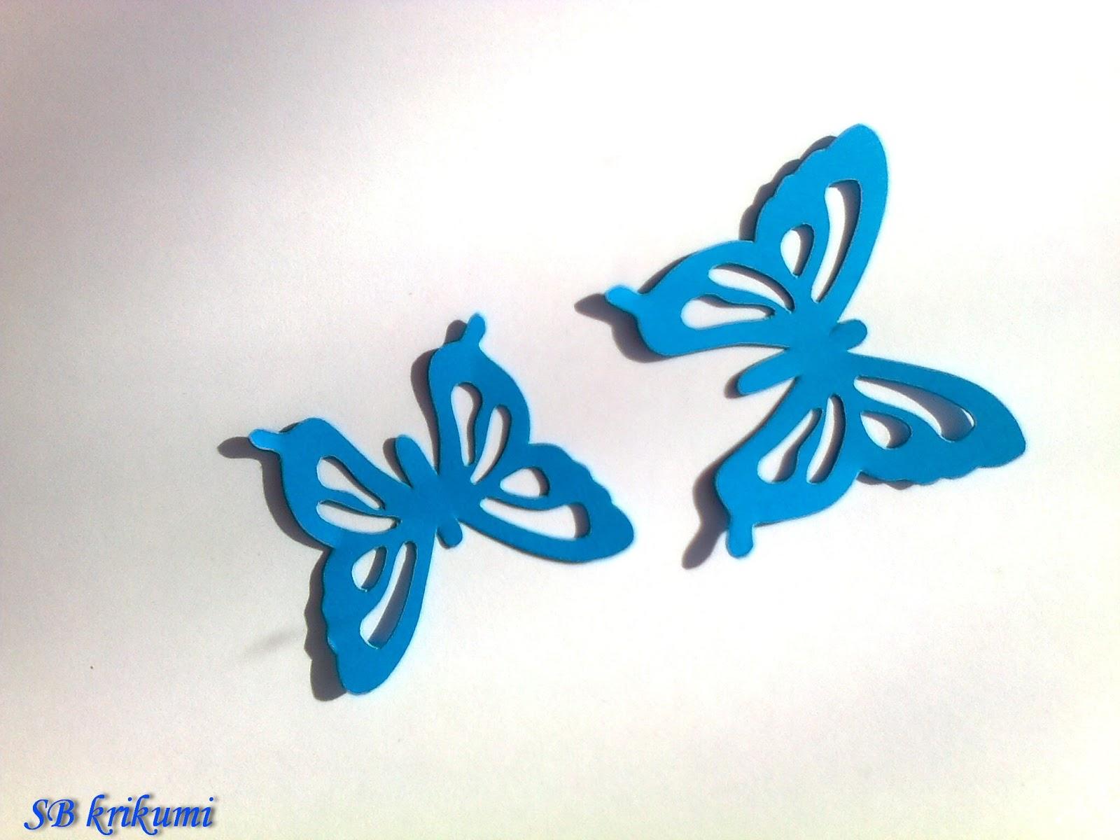 Ажурные бабочки из бумаги своими руками фото