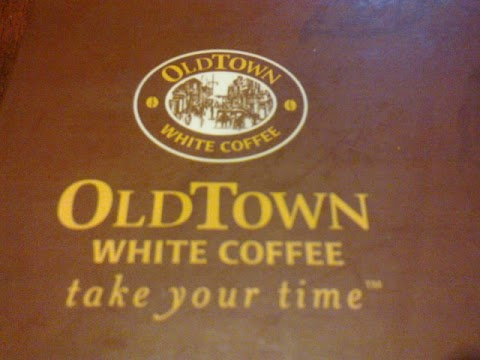 Old Town White Coffee - Take Your Time