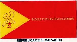 Bloque Popular Revolucionario BPR 19-30 Julio 1975 Honor a los Heroes y Martires Revolucionarios !