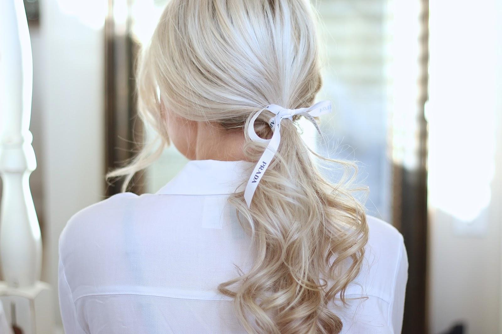 prada bow