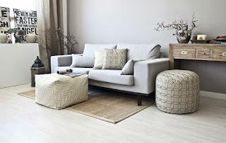 decoración, decoración salón, decoración sala, velas, jarrones, mesa auxiliar, casas con vida, tendencias