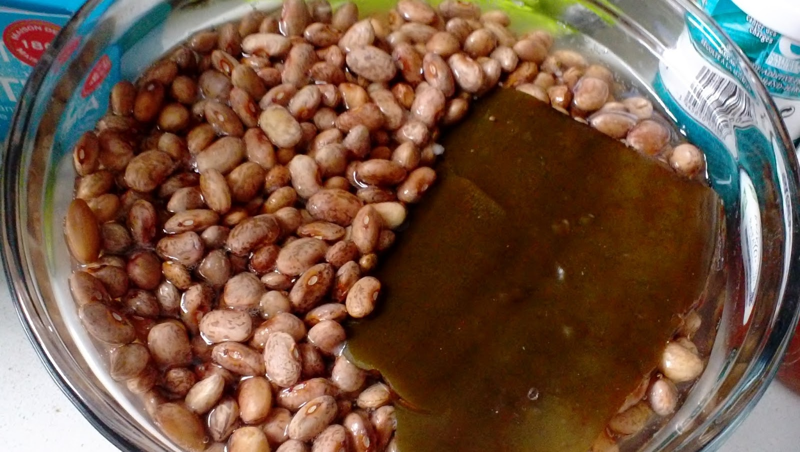 The Omnivore and the Vegetarian: Refried Beans Without the Refry