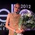 And the winnaar is...Isabella logman van Elite Models