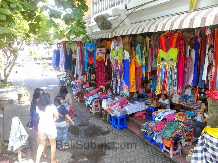 Sukawati Art Market, Gianyar Bali Indonesia