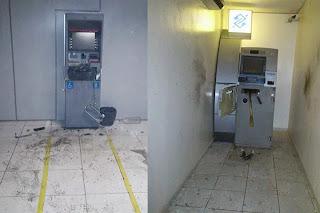 Bando ataca duas agências bancárias em Quiterianópolis.