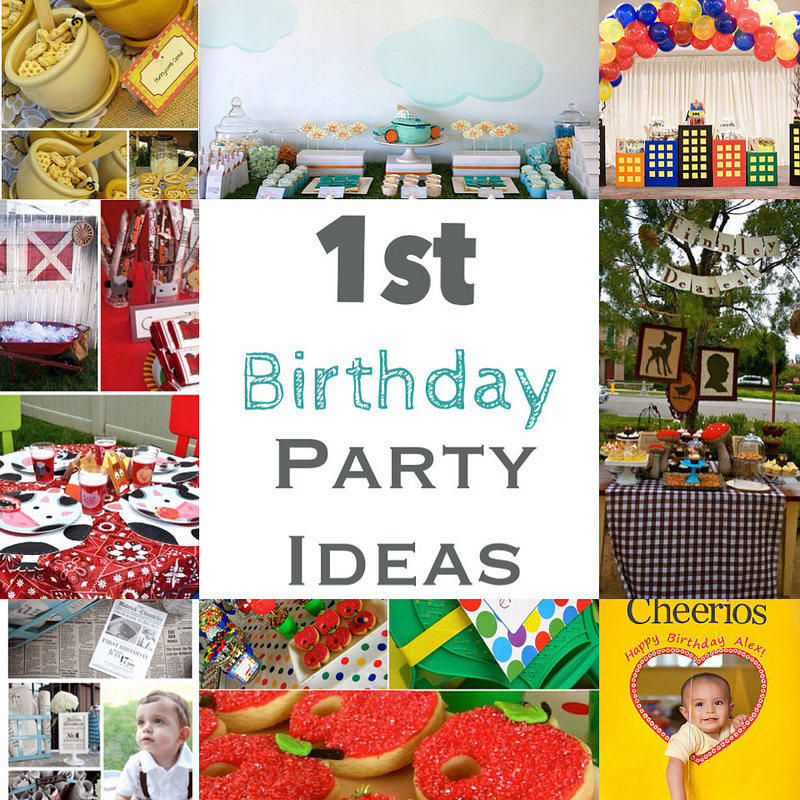 HOUSE OF PAINT.: First Birthday Boy Themes