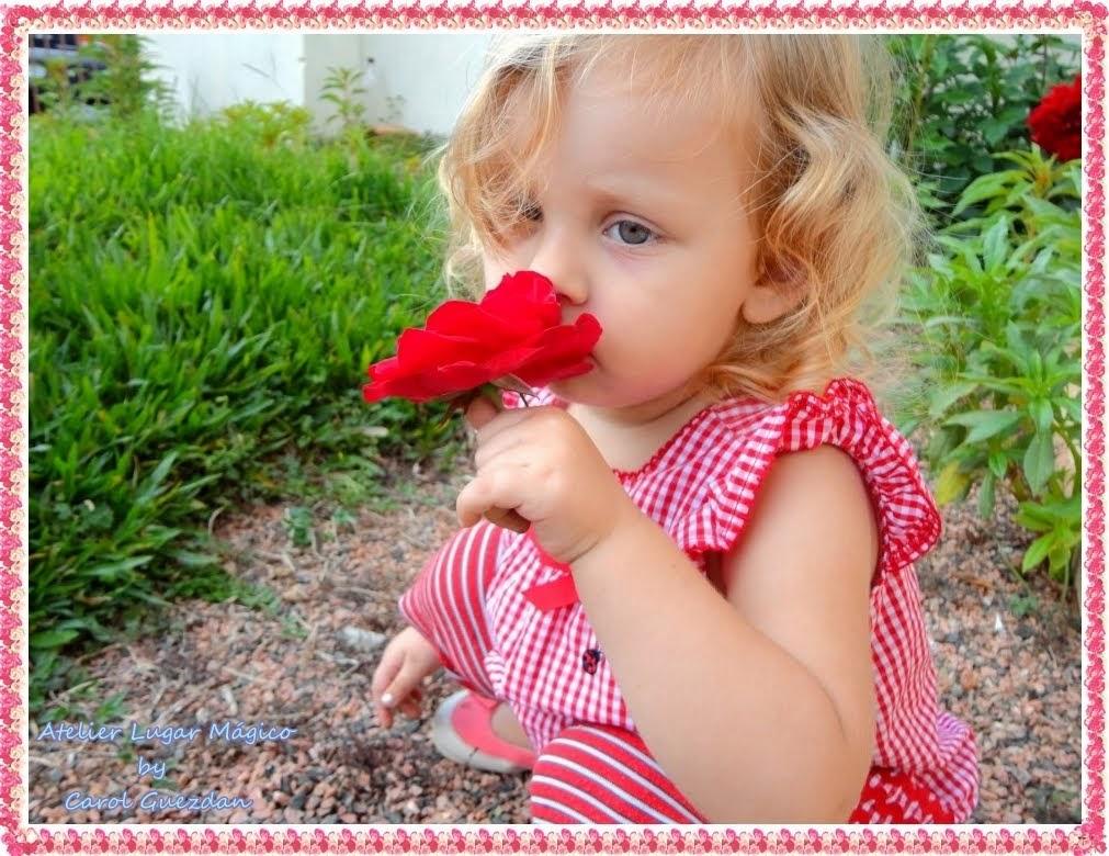 Ainda é tempo de apreciar as flores que estão inteiras ao nosso redor.