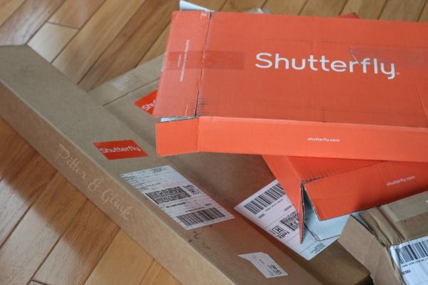 Happy Mail from Shutterfly pitterandglink.com