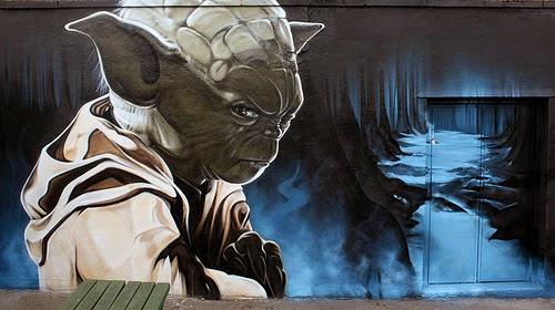 02-Yoda-Star-Wars-SmugOne-Graffiti-Artist-3D-www-designstack-co