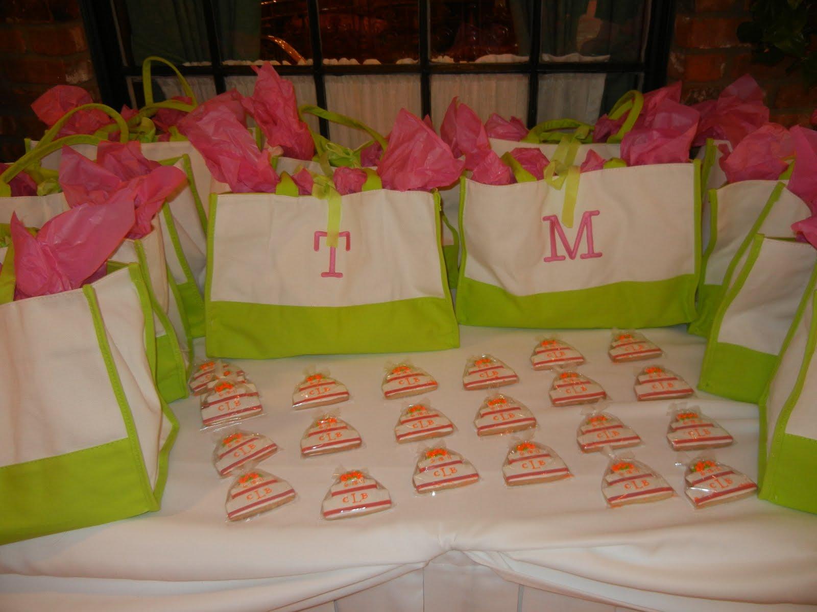 Allison Sargent Events Bridal Luncheon