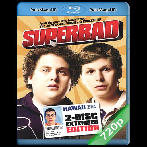 Superbad (2007) 720P HD MKV ESPAÑOL LATINO