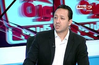إسلام صادق رئيس القسم الرياضي بالمصري اليوم