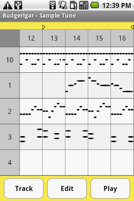 Budgerigar - Midi Sequencer apk