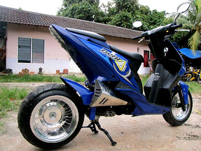 Picture of Kumpulan Modifikasi Motor