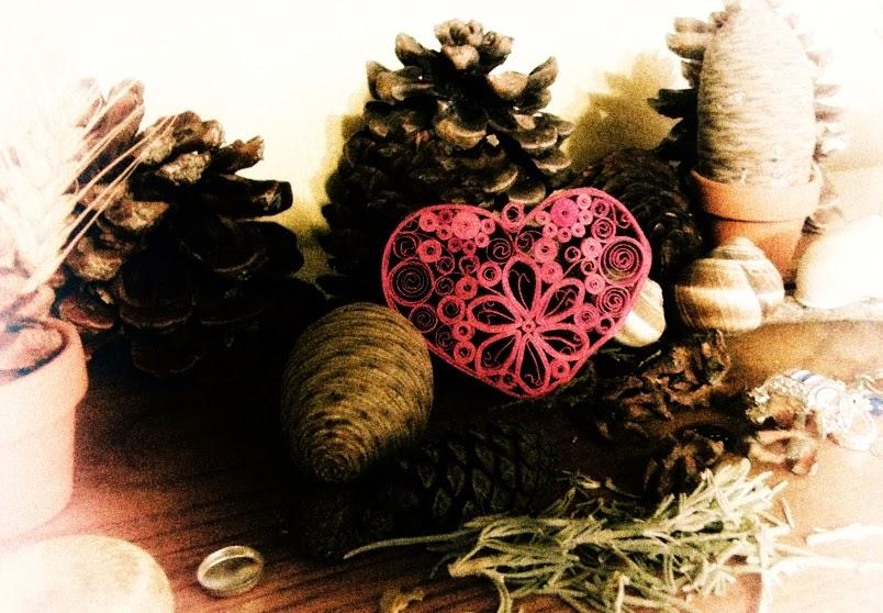 Inima Quilling: I Heart You, Circul Magic Quilling Blog