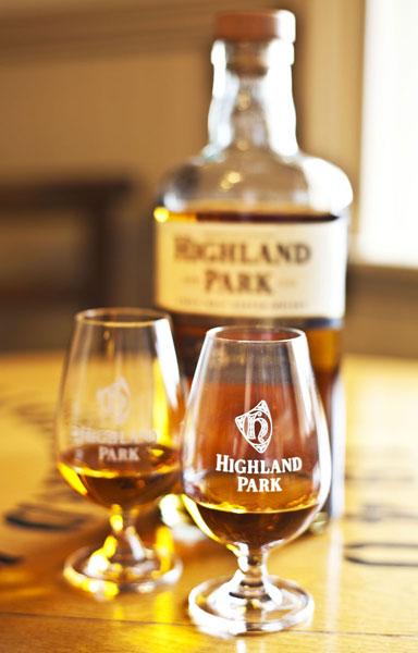 Highland Park Whisky, Orkney, Scotland