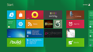 windows 8 start button