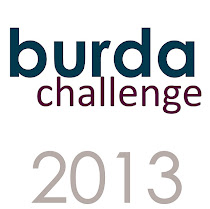 Burda Challenge by La Inglesita