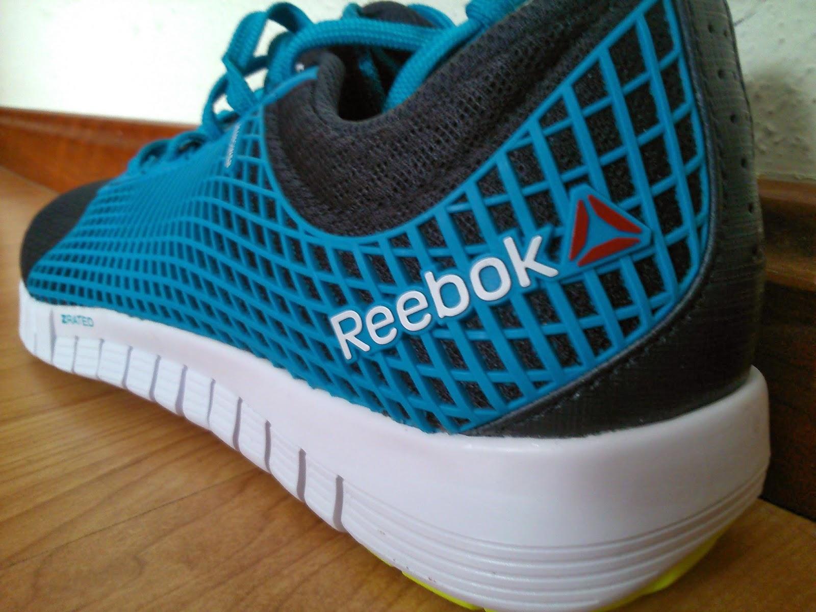 zapatillas running reebok zquick