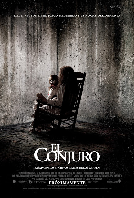 El Conjuro - (2013) - Review Propio