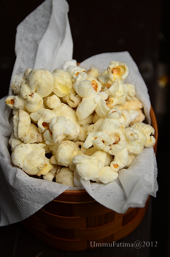sweet pop corn