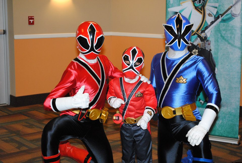 Power rangers returns to orlando through nick suites resorts heres some of the opportunities they will offer m4hsunfo