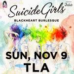 Suicide Girls Tix