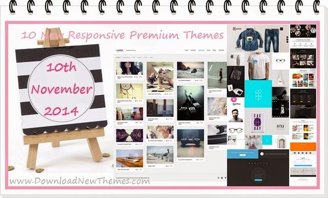 Premium Responsive Themes