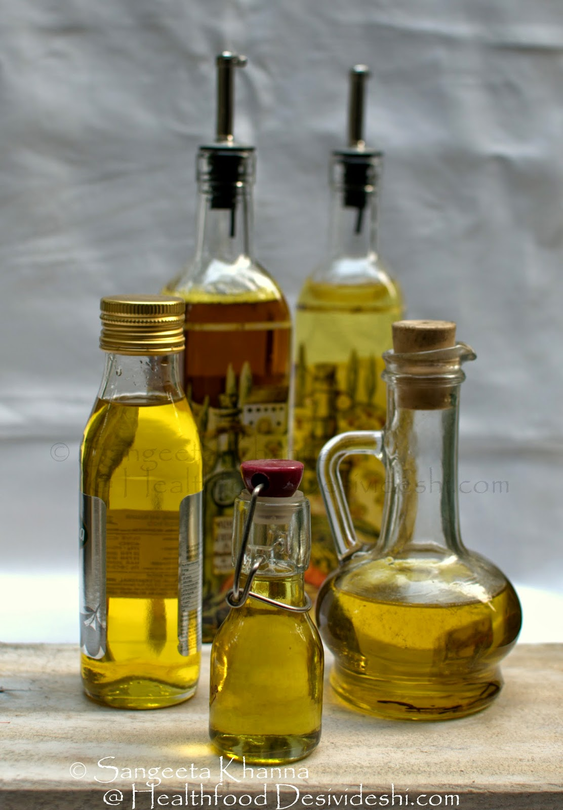 olive oil revolution | is olive oil suitable for Indian cooking? | which grade of olive oil is best?