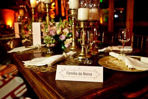 Dicas para a decoração do casamento