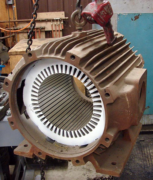 electrical engineering and projects about electric motor