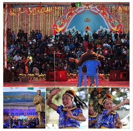 Cultural and Tourism Festival Darjeeling 2014