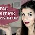 TAG | Factos sobre Mim e sobre o Blog