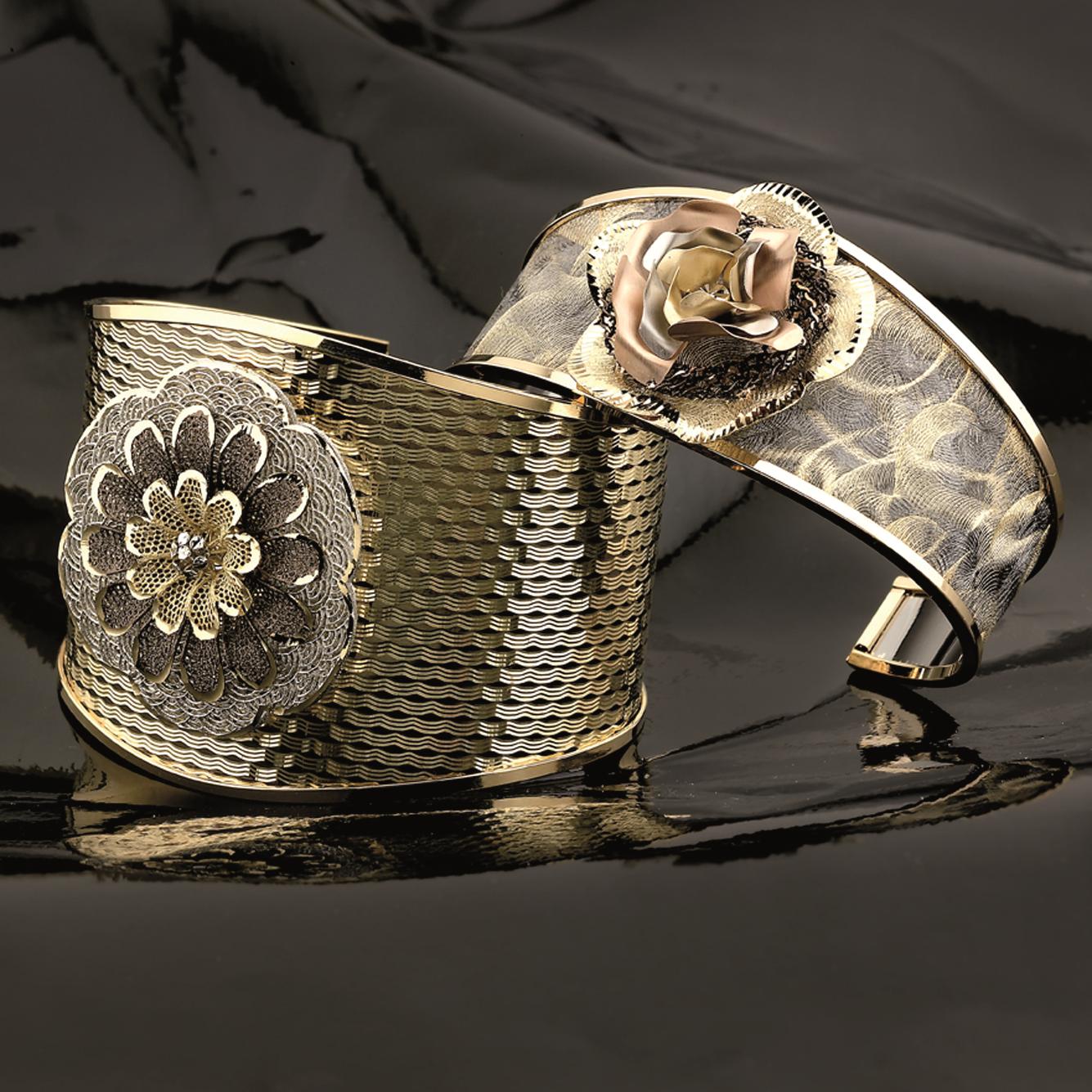 Jewelry News Network Italian Gold Jewelry the Focus of Arezzo Tradeshow