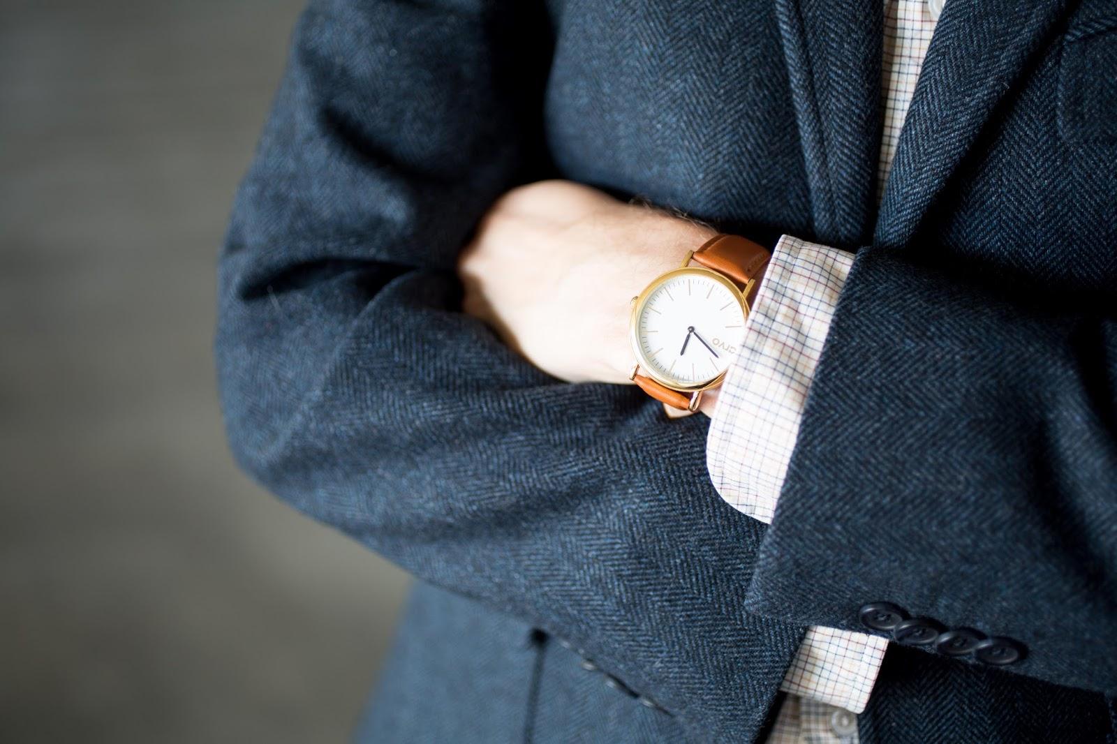 Arvo Wear Time Sawyer Watch