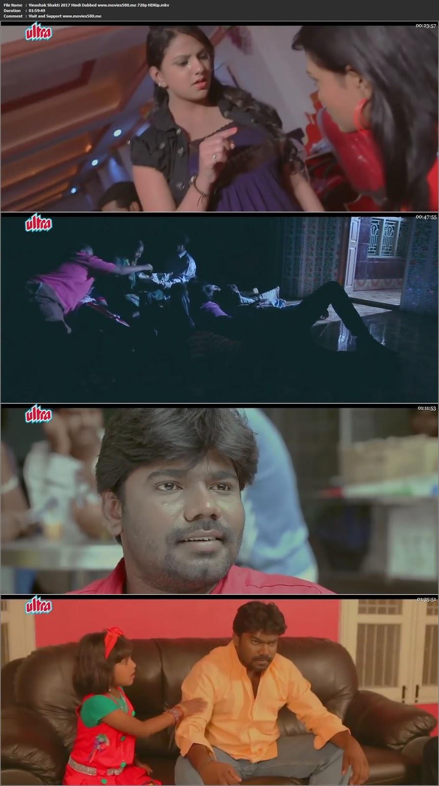 Vinashak Shakti 2017 Hindi Dubbed Full Movie HDRip 720p at rmsg.us