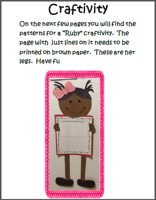 a paper on ruby bridges and the ruby bridges foundation
