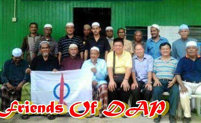 FRIENDS OF DAP SEMALAYSIA