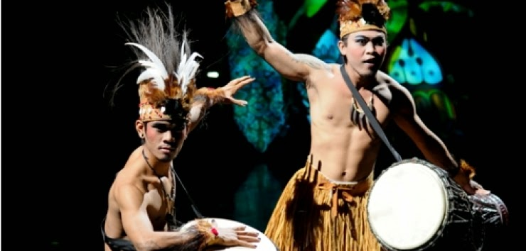 wisata bali Bali Nusa Dua Theater