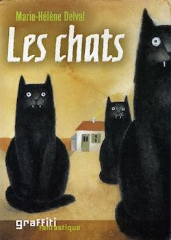 Les chats de Marie-Hélène Delval