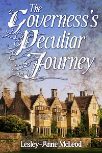 The Governess's Peculiar Journey (Red Tower, Book 2)