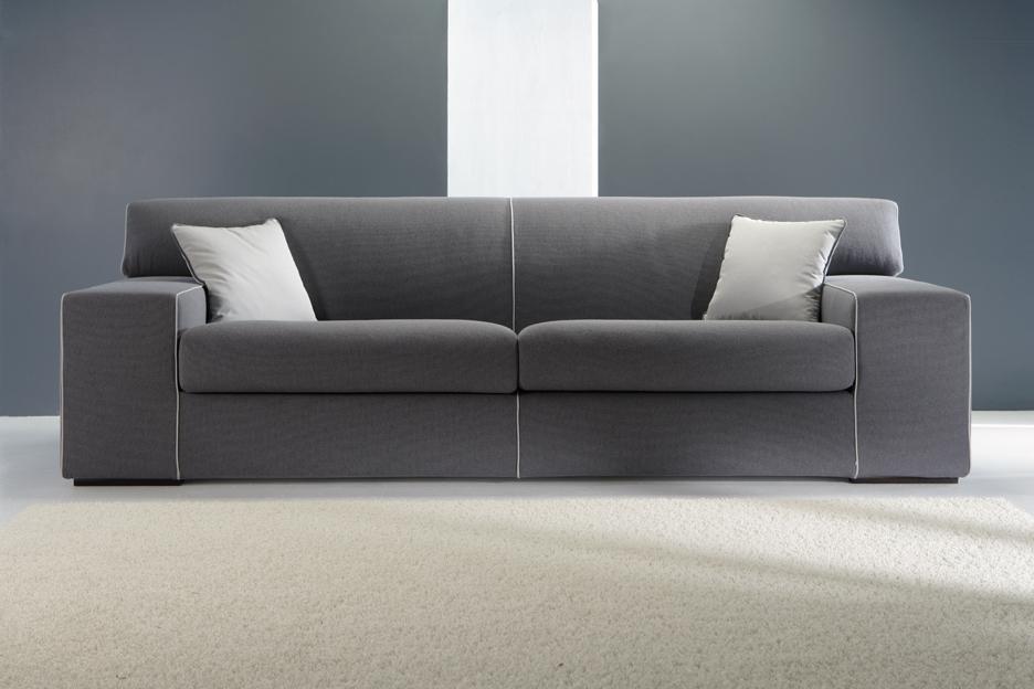 Santambrogio salotti produzione e vendita di divani e for Divani letti moderni