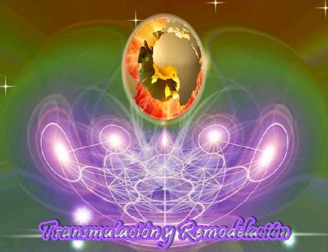 Aplicado a lo que les está ocurriendo a todos Uds. en este momento, significa que se encuentran en el Proceso de Remodelación para transmutar sus cuerpos físicos.