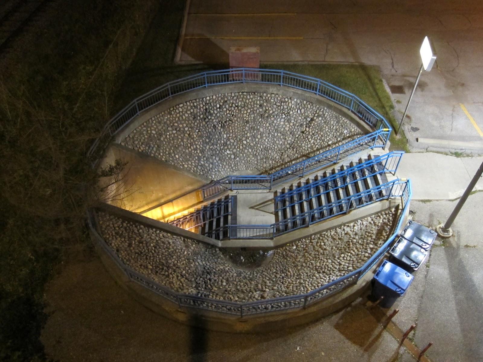Ellesmere station eastern entrance