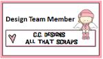 CC's Designs DT Member