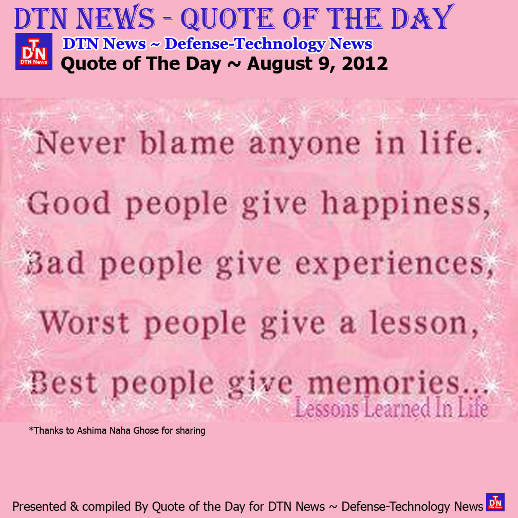 Thursday Quotes Of The Day. QuotesGram