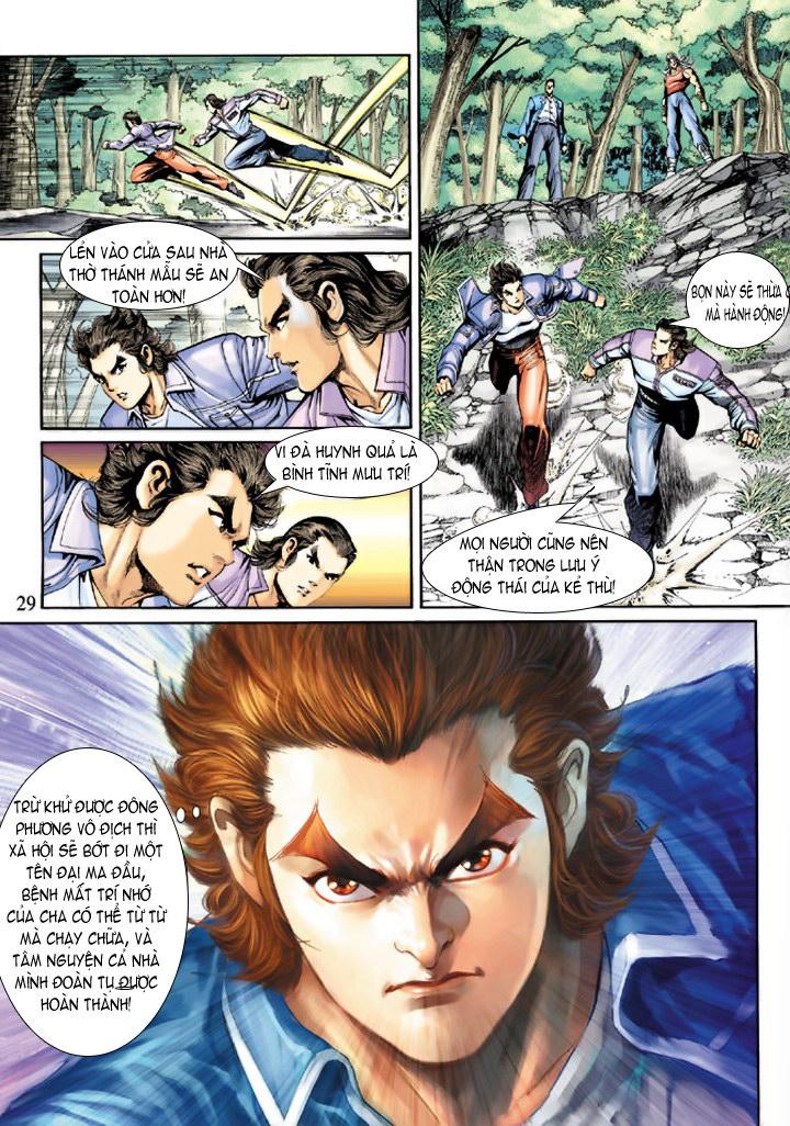Tân Tác Long Hổ Môn chap 204 - Trang 27