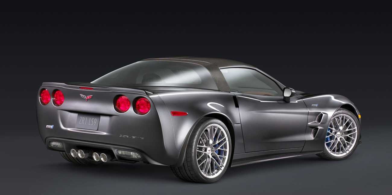 Chevrolet Corvette Best Design