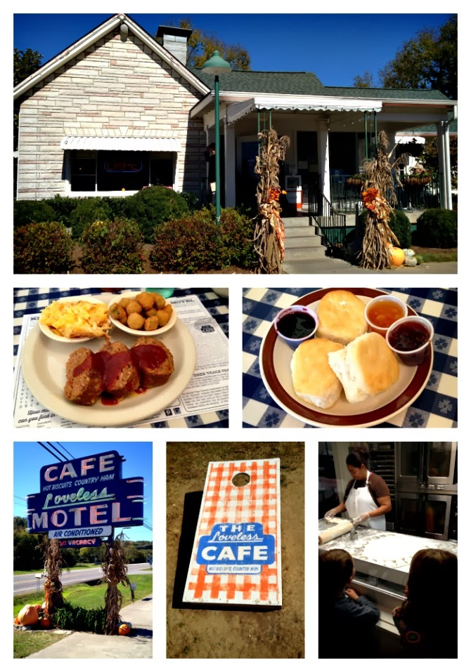 The Holland House: Loveless Cafe