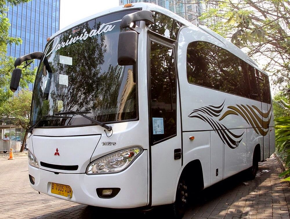 Bus Party Jakarta